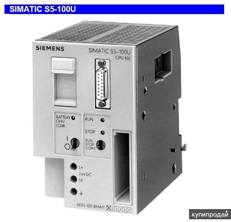 Ремонт Siemens SIMATIC S7 S5 7 200 300 400 1200 C7 CPU 226 224 222 314 312 313 3