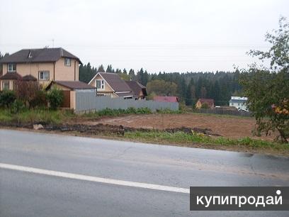 Земля ИЖС в Талдомском районе на севере подмосковья.