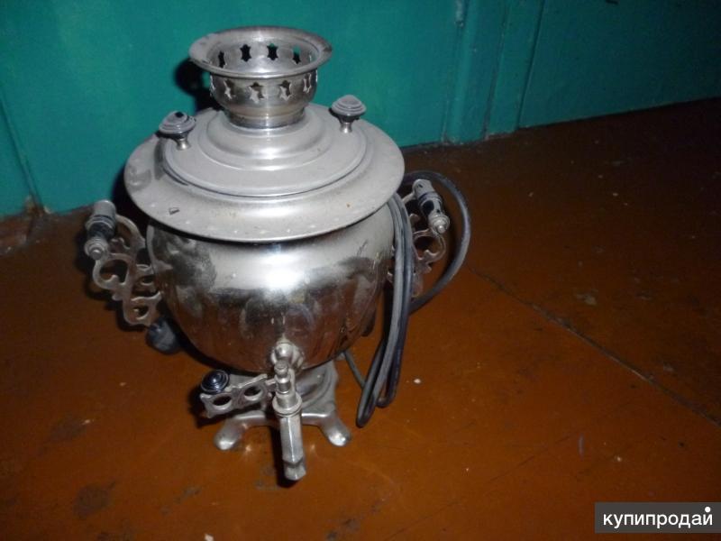 Самовар Электрический 3 литра СССР