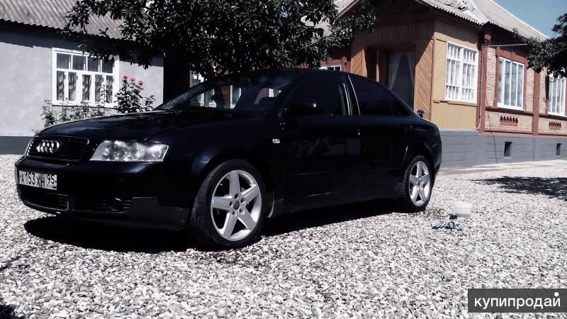 Audi A4  седан 4 двери, 2001 г.