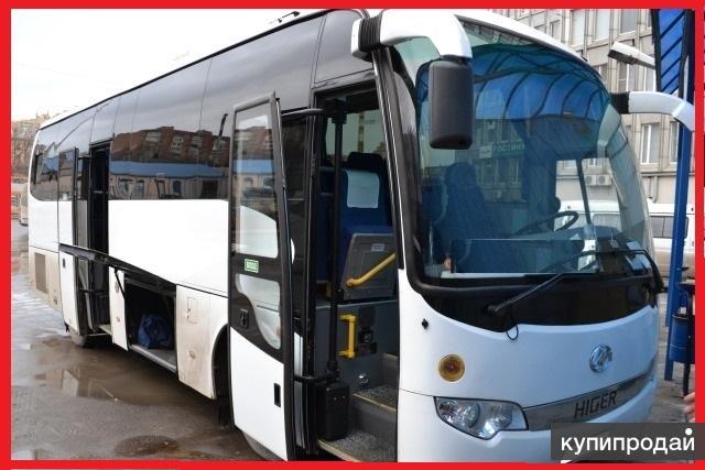 Продам комфортный туристический автобус Higer6885