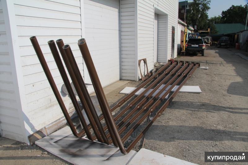 Столбы уличные