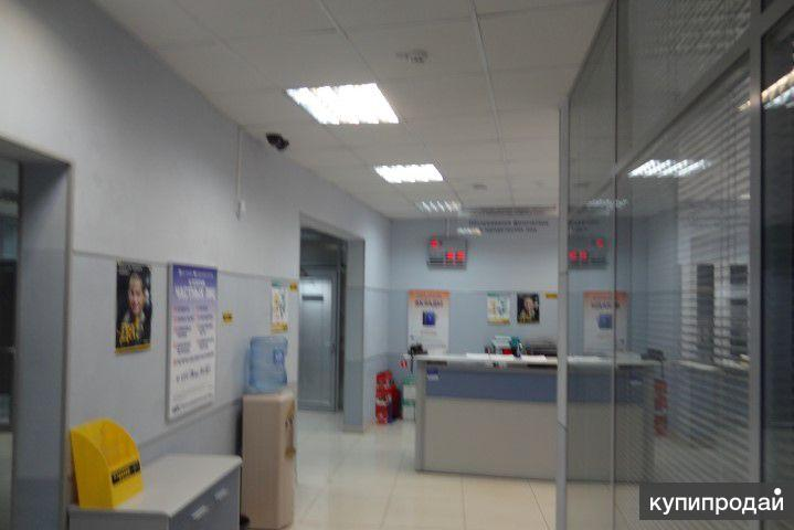 Помещение под банк 209 метров в центре города Мытищи