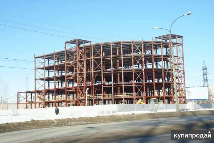 Продам объект незавершенного строительства в г. В. Новгород ТРЦ Московский