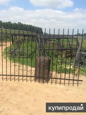 Продаем заборные секции от производителя с доставкой по Чеховскому району
