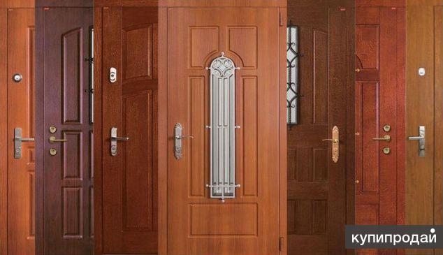 Металлические двери Прогресс