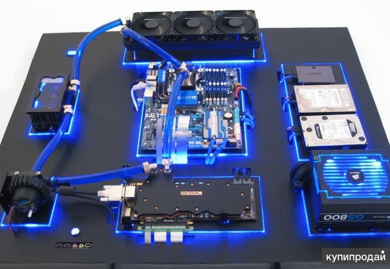 Куплю мощный компьютер Core i7, 16GB DDR3, 240Gb SSD, GTX 970