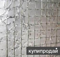 Стекло армированное, резка стекла