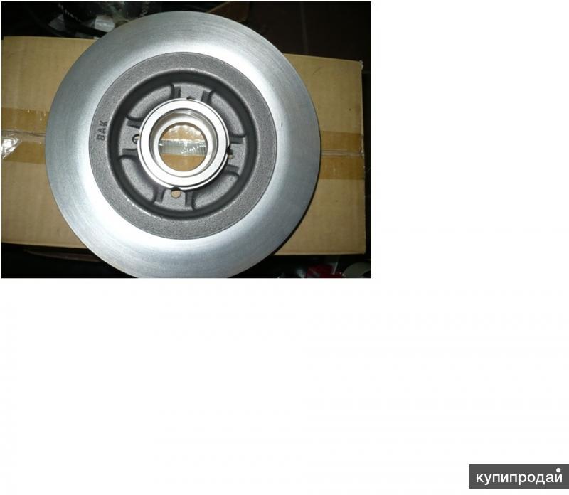Диск тормозной Renault 7701206328
