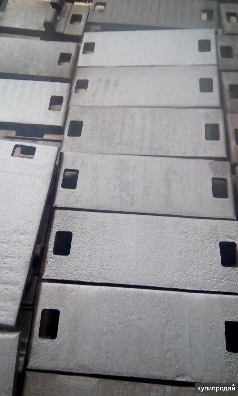 Подкладка КБ65 восстановленная Азов ГОСТ 16277-93
