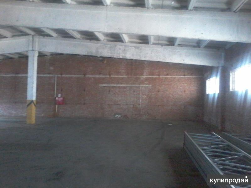 Сдается в аренду капитальный склад 950 кв.м.