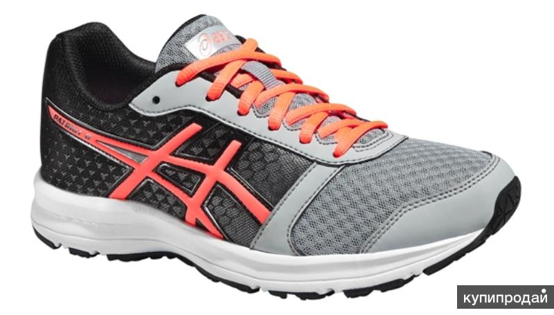 Кроссовки Asics patriot 8 grey