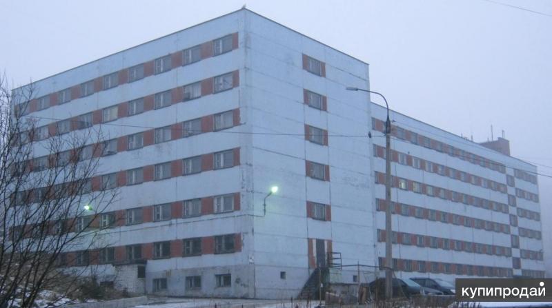 Общежитие в Мурманске