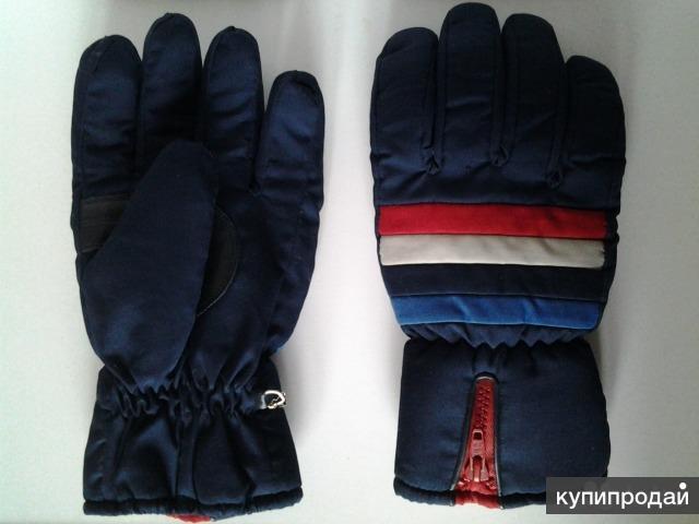 Перчатки новые, теплые р.16.