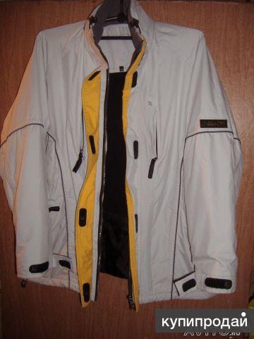 Куртка спортивная, на флисе, евро р.42 ( 50-54)