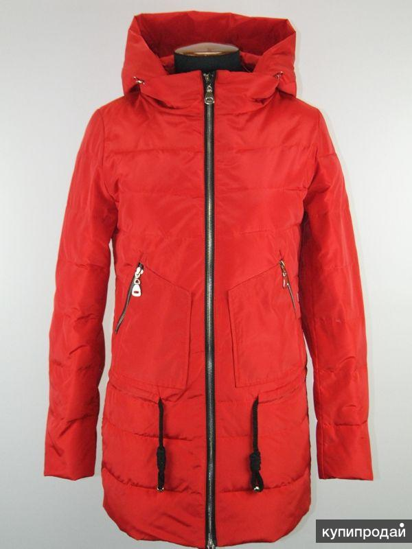 Новая демисезонная куртка, р.44, 46, 50