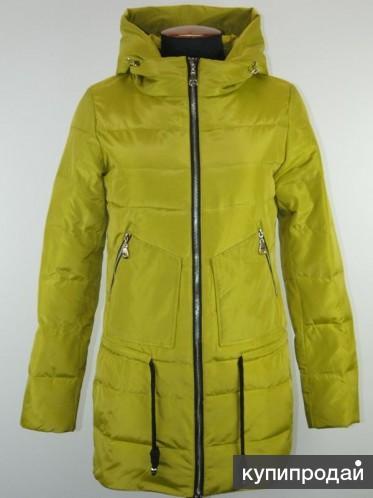 Куртка новая демисезонная р 46, 48