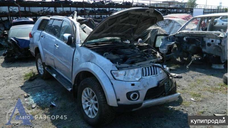 Поступил в разбор Mitsubishi Pajero/Montero Sport (KH) 2008