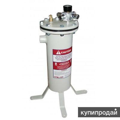 Фильтр воздушный для дыхания с двумя выходами D-Blast