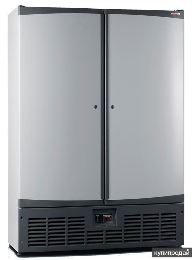 Шкаф холодильный Рапсодия R 1400V (глухие двери)