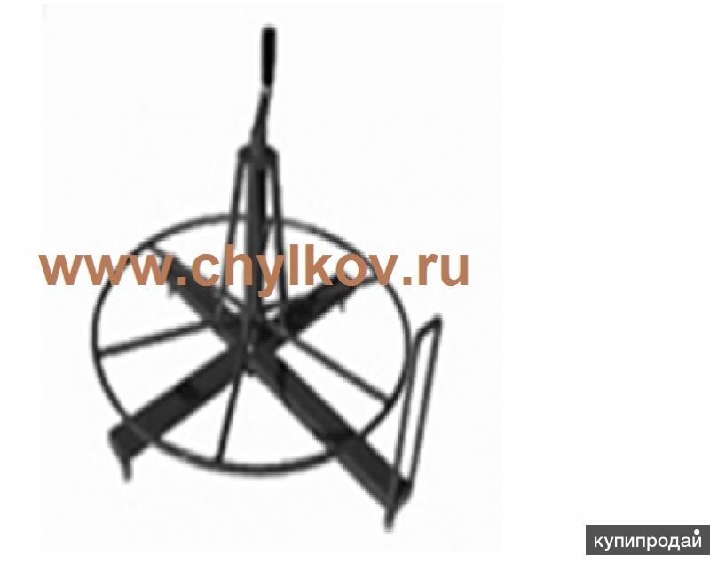 Стойка для размотки кабельных бухт СР 0,5 с ручкой
