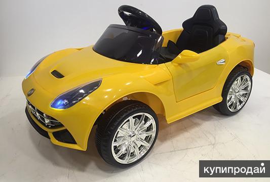 Продаем детский электромобиль феррари о222оо