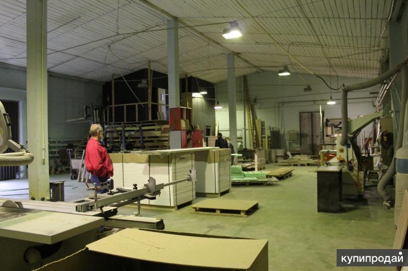 Производственное помещение 360 кв. м