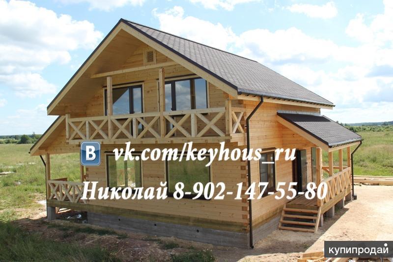 Строим дома, бани и фундаменты
