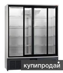 Шкаф холодильный Рапсодия R 1400MS (стеклянные двери)
