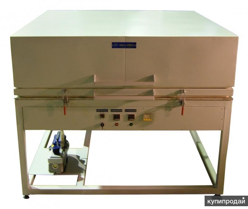 Пресс для сублимации VP DHP 1414 с верхним и нижним нагревом