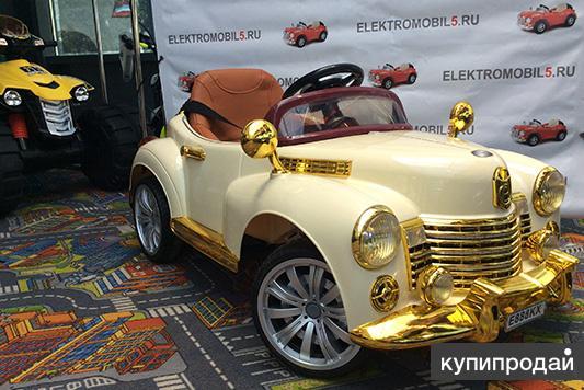 Продаем детский электромобиль бентли e999kh