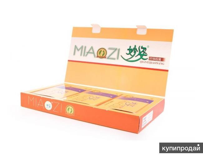 Миаози Miaozi капсулы для похудения