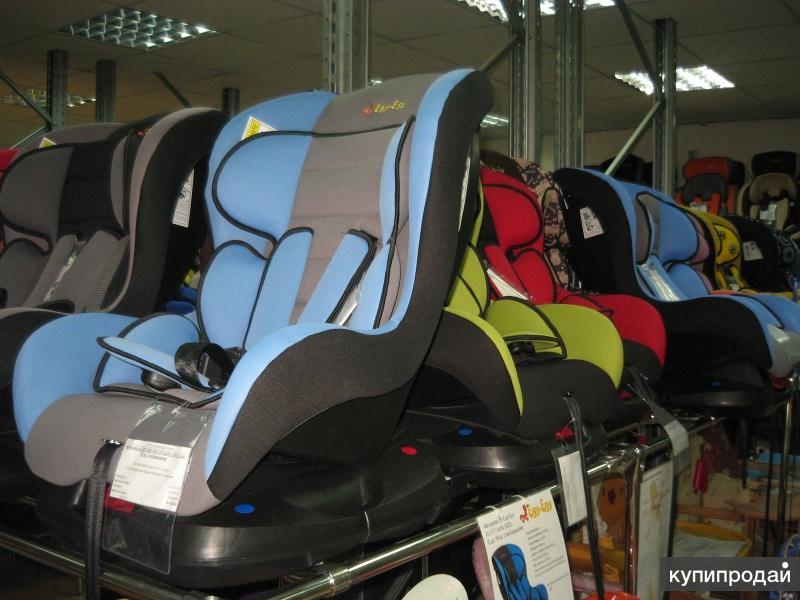 Автомобильное детское кресло 9-36 кг