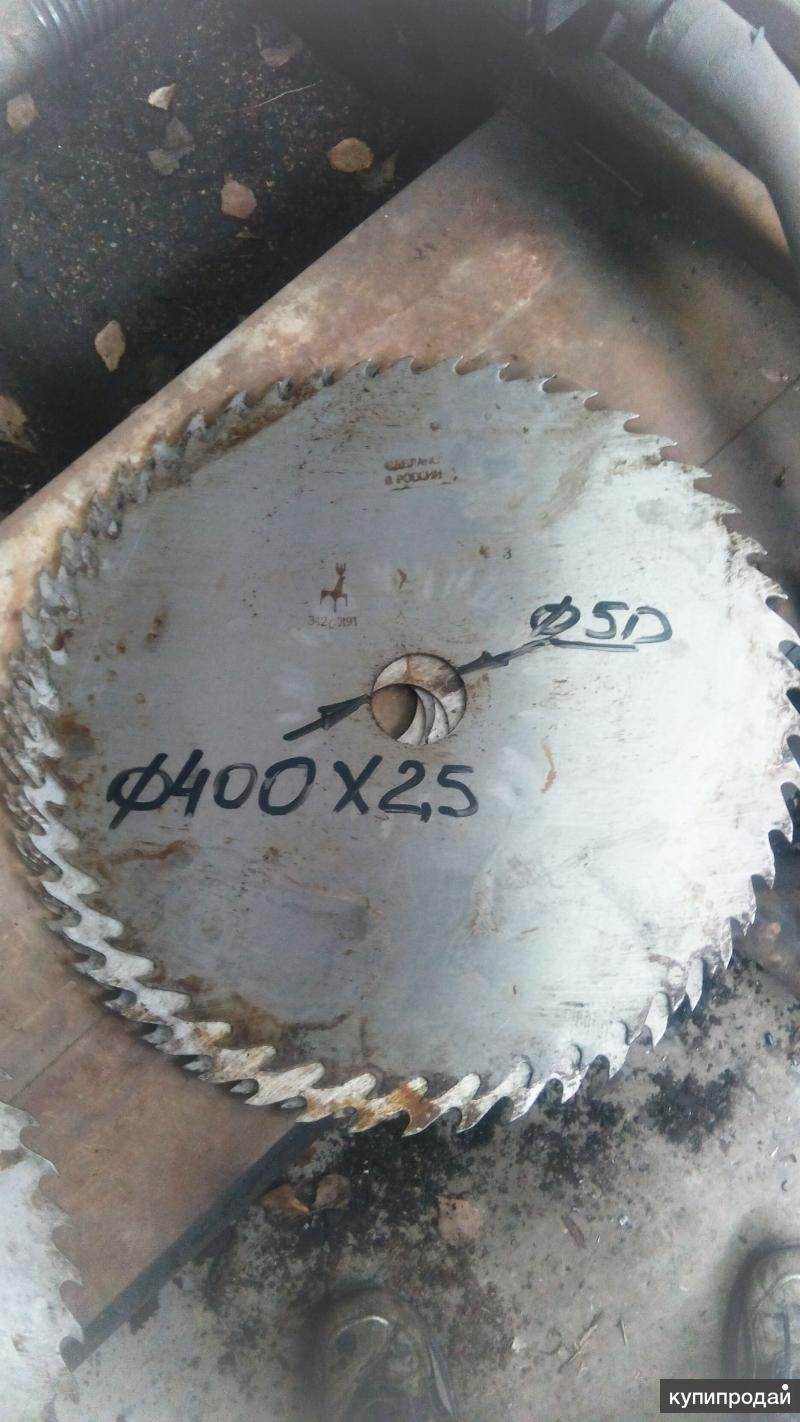 Пильный диск ф400