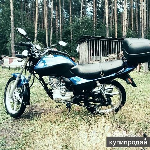 Мотоцикл Лифан150-13