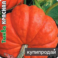 Продам семена Тыквы Красная Баронесса, подходит для изготовления цукатов