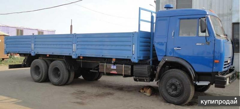 КамАЗ 65117 бортовой г/п 14т., кап ремонт «под новый».
