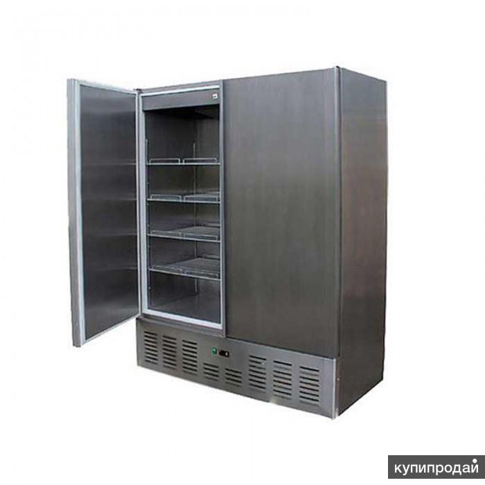 Шкаф холодильный Рапсодия R 1400LX (нерж.)