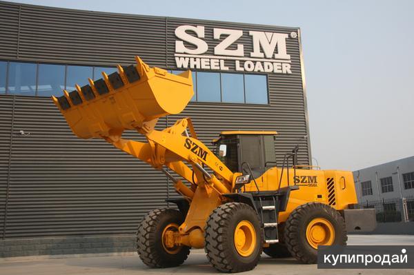 Фронтальный погрузчик SZM 956L 2016 год 5 тонн
