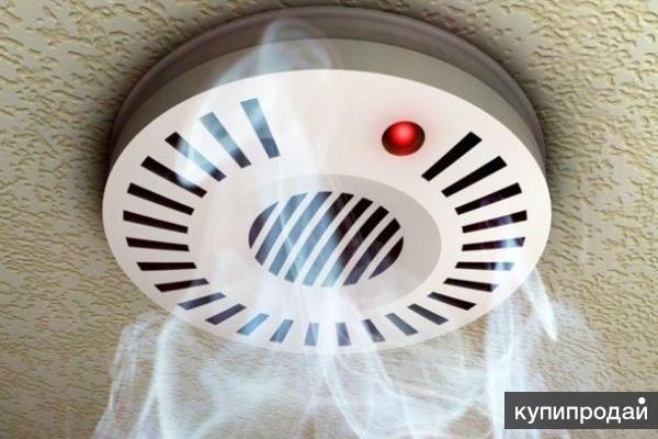 Монтаж систем автоматической противопожарной сигнализации (АПС)