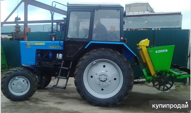 Трактор Беларус-82.1 (2016г. в.)