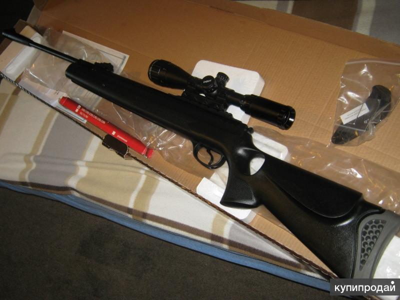 Пневматические винтовки HATSAN 125; 125 ТН