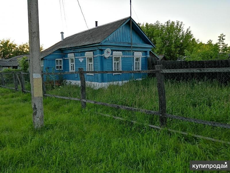 Продам дом в Рязанской области с газовым отоплением