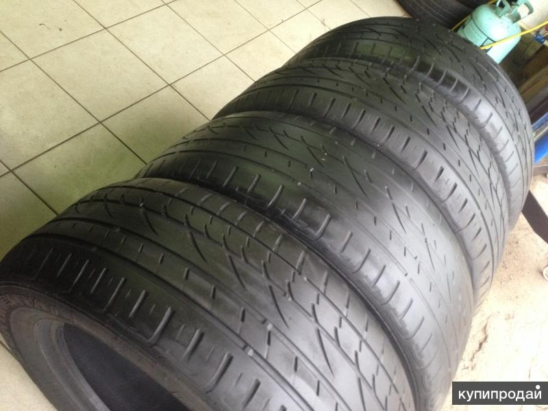 Continental Conti Cross Contact UHP 255/55 R18 (4шт.)