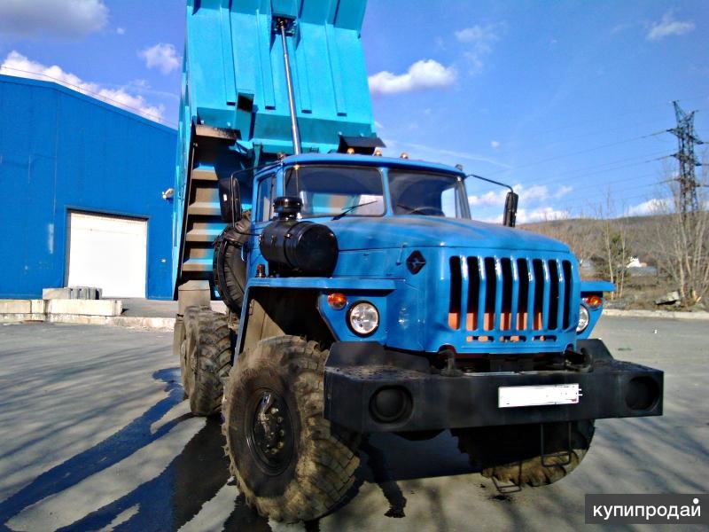Урал 5557(совок)