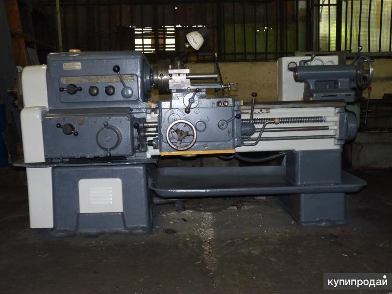 Продаем токарный станок 1к62 после ремонта