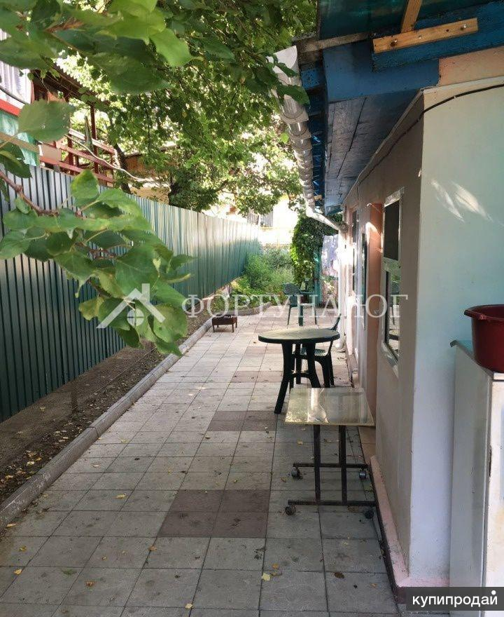 Продается 1/2 домовладения в центре Анапы.