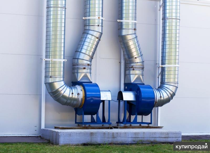 Правила промышленной вентиляции