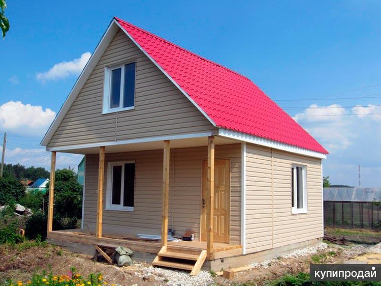 Каркасное дачное домостроение в Пензе и области