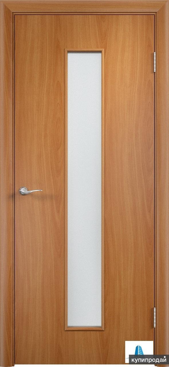 фото дверного блока с двумя полотнами